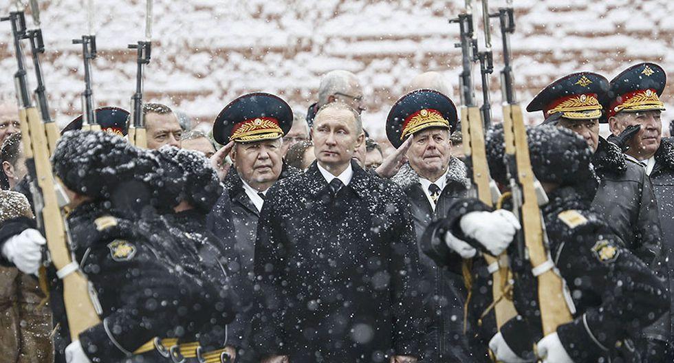Putin elogia a su Ejército en el Día del Defensor de la Patria - 4