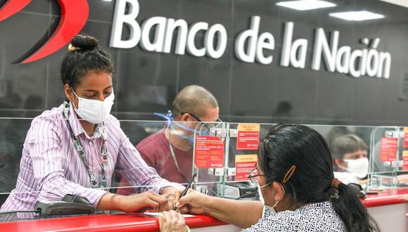 El subsidio empezó a entregarse desde el lunes 13 de septiembre. (Foto: Andina)