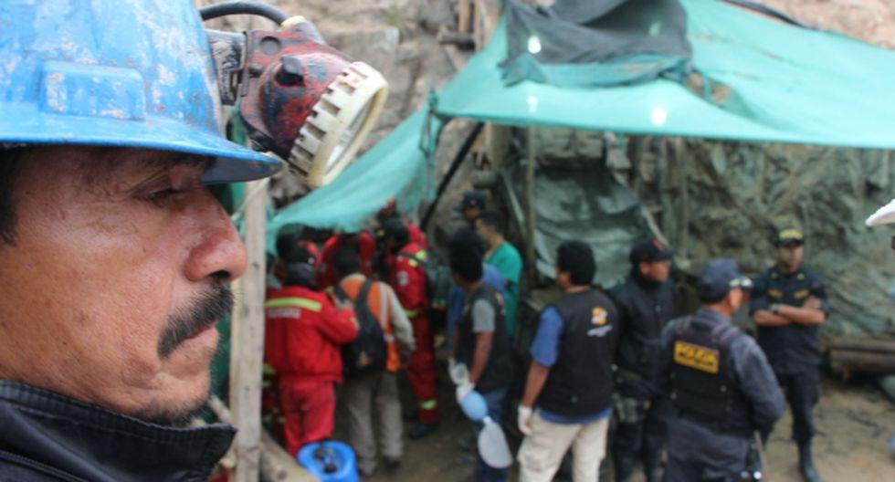 Tensión en Arequipa: el drama de los mineros atrapados en Acarí