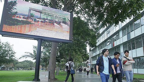 Sineace destina fondo de S/.6,2 mlls para cuatro universidades