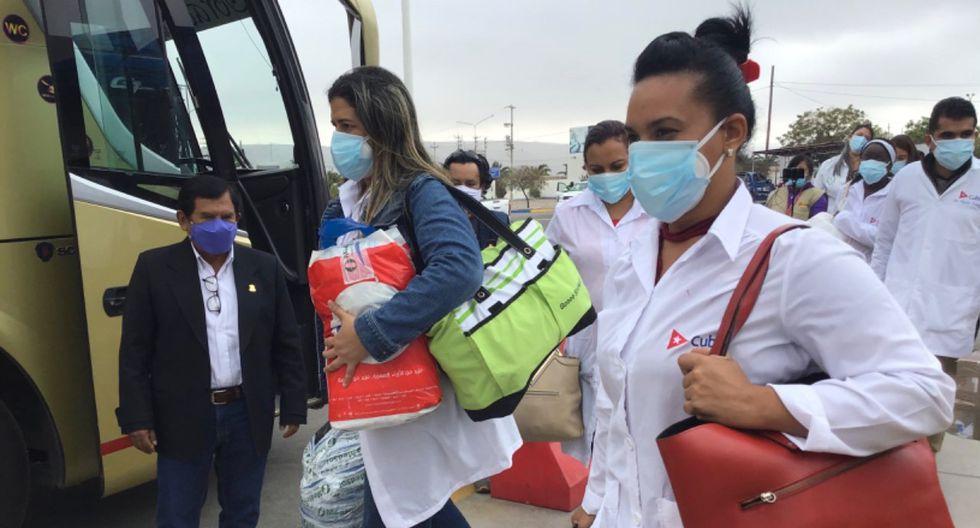 Coronavirus en Perú: misión de médicos cubanos ayudará en atención ...