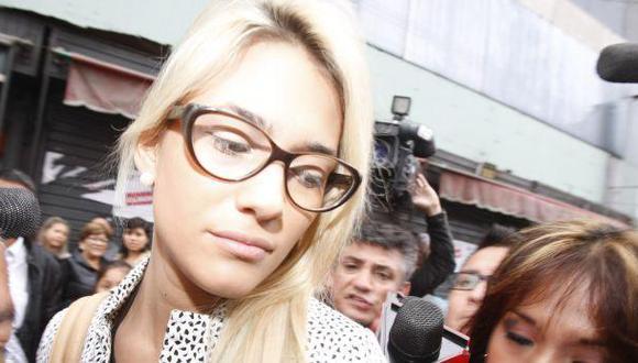 Julieta Rodríguez ya no se encuentra en el Perú. (Foto: USI)