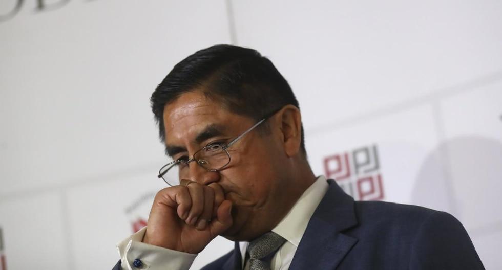 Ex juez supremo César Hinostroza podrá ser enjuiciado en el Perú solo por tres delitos: patrocinio ilegal, tráfico de influencias y negociación incompatible. (Foto: GEC)