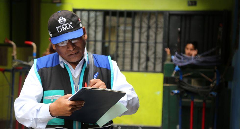Municipalidad de Lima anunció que culminó los trabajos de inspección en la zona 4, área comprendida entre el Jr. Amazonas, Jr. Huánuco, Av. Grau y Av. Abancay. (Foto: MML)