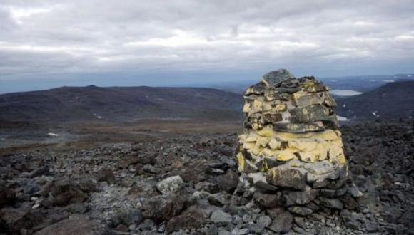 La montaña que Noruega quiere regalarle a Finlandia