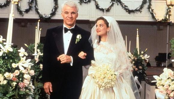 """Father of the Bride"" tendrá un ""remake"" latino en Warner Bros. (Foto: Touchstone Pictures)"