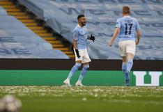 Man. City vs. PSG: resumen, goles y fotos del partido por la Champions League