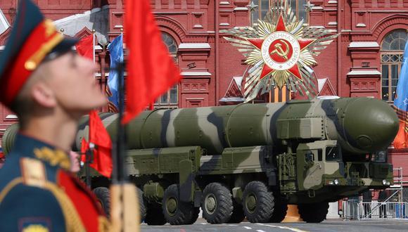 Vladimir Putin advierte a Donald Trump que Rusia desarrollará nuevos misiles nucleares si Estados Unidos lo hace. (AFP).