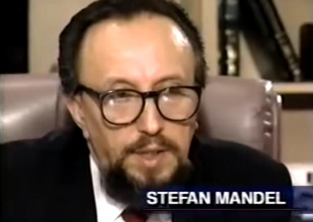 Stephen Mandel once had a chance to win lottery prizes.  (Photo: YouTube | Paul Herbert)