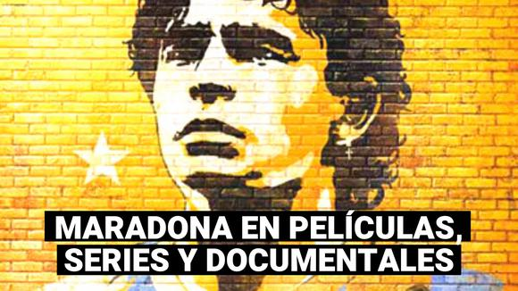 Diego Armando Maradona: films, series and documentaries about the Argentine crack