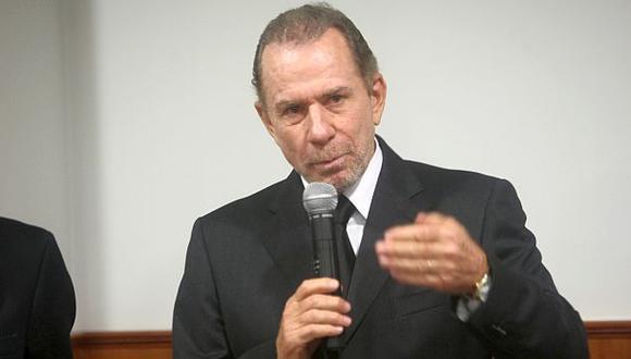 Ricardo Belmont confirmó su precandidatura presidencial - 1