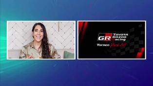 "Participa del torneo ""Toyota Gazoo Racing 2021"""