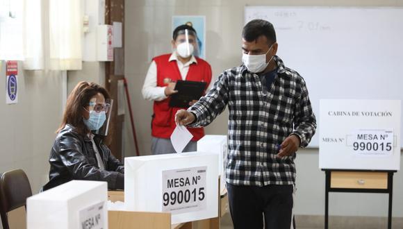 El JEE de Lima Centro 2 admitió en parte la solicitud de inscripción de candidatos al Congreso de Perú Libre, Unión por el Perú y Perú Patria Segura. (Foto: JNE)