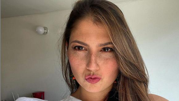 Laura Rodríguez tomó de una manera positiva lo que le ha sucedido (Foto: Laura Rodríguez/Instagram)