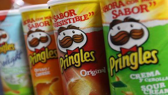 Los formatos grandes de Pringles ganaron más terreno durante la cuarentena. (Foto: Difusión)