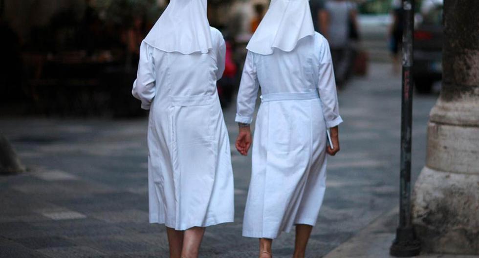 Dos monjas quisieron oficiar una misa pero un vecino las calló al poner 'Engel' a todo volumen.  Foto: Referencial/Pexels