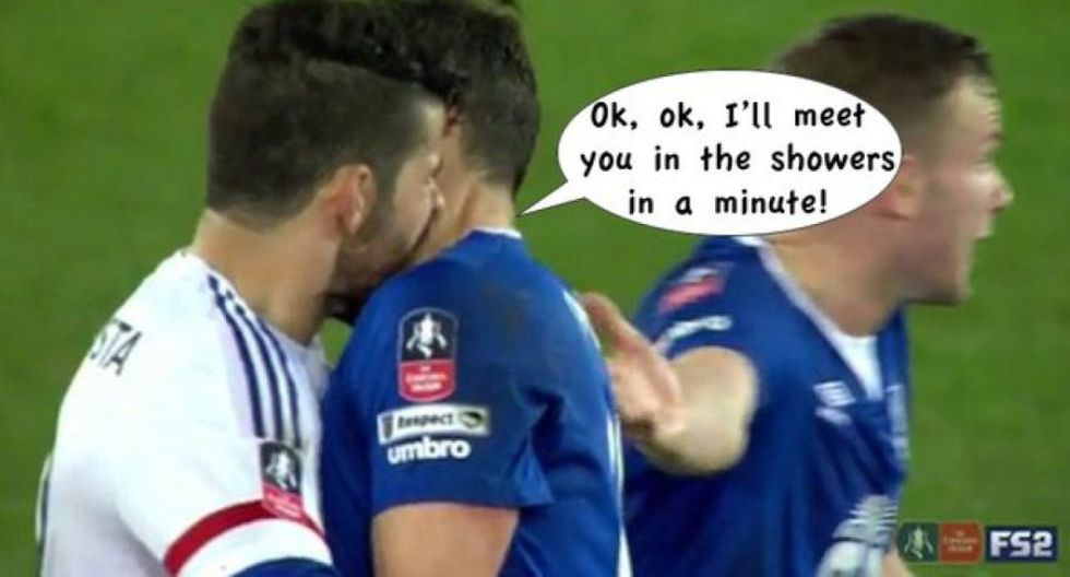 Los memes del mordisco de Diego Costa en la FA Cup [GALERÍA] - 7