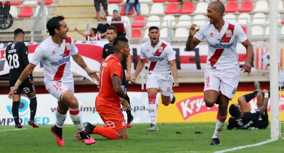 Colo Colo cayó por 1-0 ante Curicó Unido por el Campeonato Nacional de Chile.
