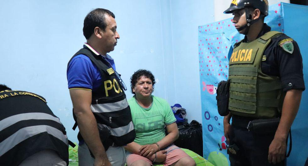 Esta madrugada se detuvo al alcalde de Punta Negra, José Rubén Delgado Heredia y otros funcionarios, presuntos miembros de la organización criminal La Jauría del Sur. (Foto: Ministerio Público)