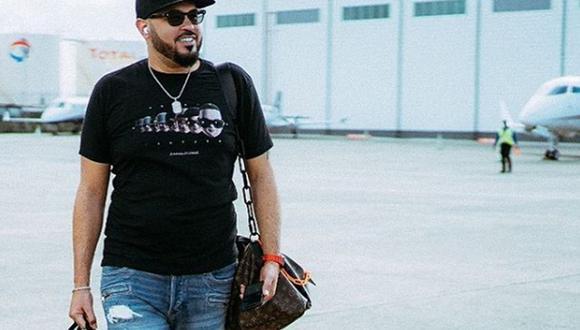 Raphy Pina, productor de Daddy Yankee y Natti Natasha, se declara no culpable de acusación por armas en Puerto Rico. (Foto: @pinarecords1)