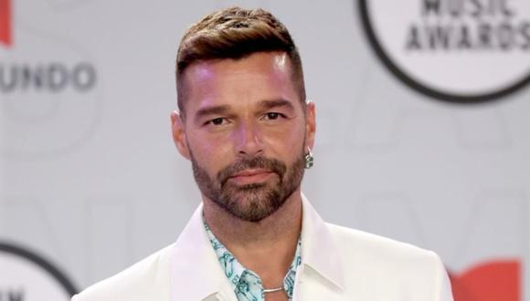 Ricky Martin, más libre, pero aún marcado por la pregunta sobre su sexualidad. (Foto: @ricky_martin)