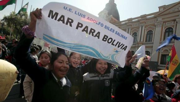 ¿Cómo accede Bolivia al mar en la actualidad?