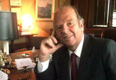 """Murió Bartolomé Luis Mitre, director del diario """"La Nación"""" de Argentina"""