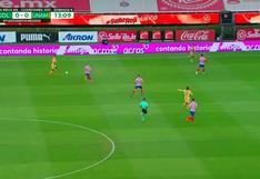 Chivas vs. Pumas: Gabriel Torres marcó su primer gol en la Liga MX [VIDEO]