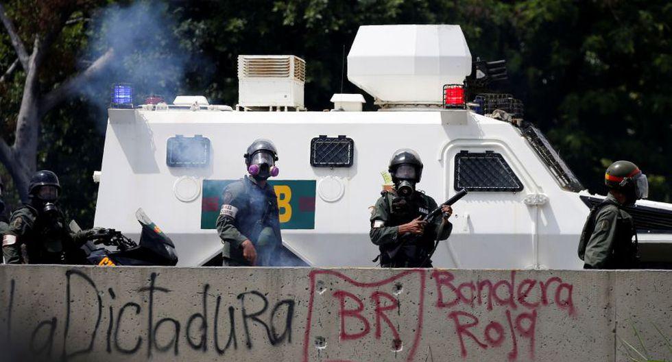 Venezuela: Las fotos más impactantes de la brutal represión - 40