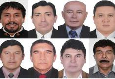 Arequipa: Estos son los 18 candidatos que postulan a gobernador regional
