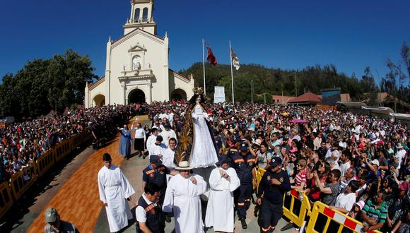 Chile: El catolicismo sufre estrepitosa caída: el 55% lo profesa. (Reuters).
