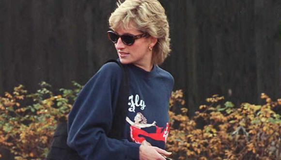 Diana de Gales en una foto de 1995. (Foto: AFP)
