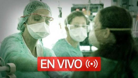 Coronavirus en vivo: últimas noticias sobre la pandemia del COVID-19 en el mundo.