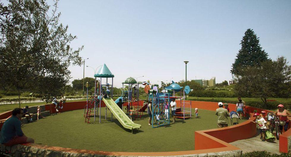 El secreto que guarda el Parque de la Felicidad de San Borja - 5