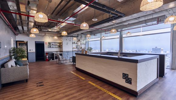 Oficinas colaborativas se adaptan para atender la demanda de las empresas. (Foto: Difusión)