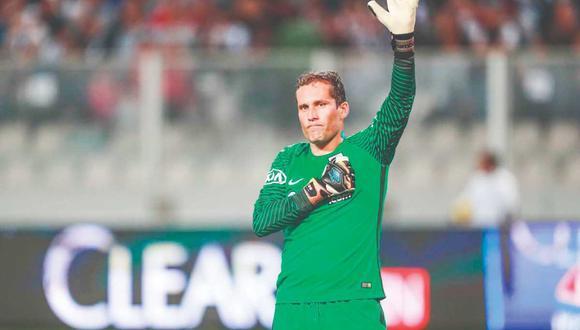 Butrón le pone fin a una carrera de 25 años como futbolista profesional. (Foto: GEC)