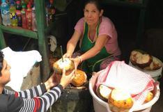 Reemplazan con cañitas de bambú al plástico en Parque Nacional Tingo María