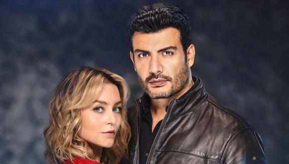 """Angelique Boyer y Andrés Palacios fueron los protagonistas de la telenovela """"Imperio de mentiras"""" (Foto: Televisa)"""