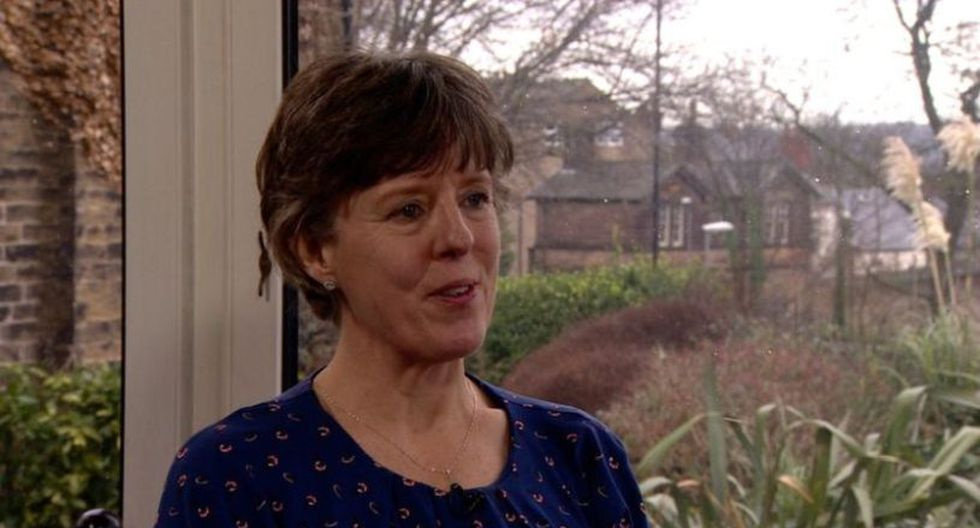 Sara Gillingham descubrió que era intersexual a los 43 años. La ONU dice que entre 0,05% y 1,7% de las personas nacen con rasgos intersexuales.