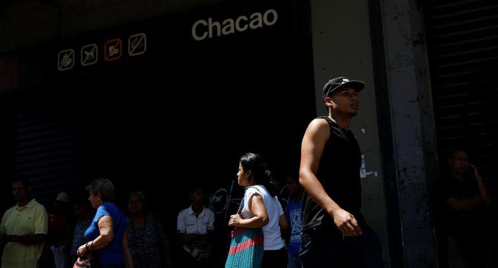 Nuevo apagón en Venezuela afecta Caracas y varias zonas del país   FOTOS. (AFP)