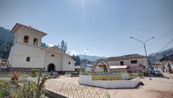 Cusco: iglesia Belén de Acomayo fue totalmente restaurada