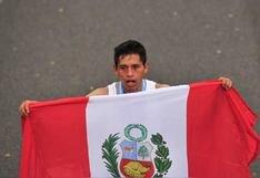 Christian Pacheco se coronó campeón sudamericano en la Maratón de Buenos Aires