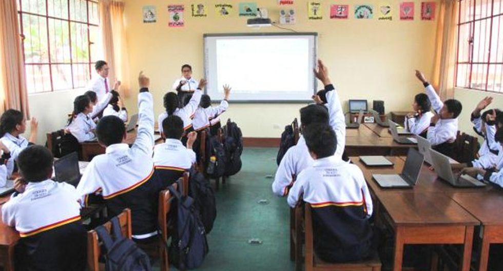 El Gobierno ha anunciado que se permitirá el retorno a las aulas por parte de estudiantes en zonas rurales.