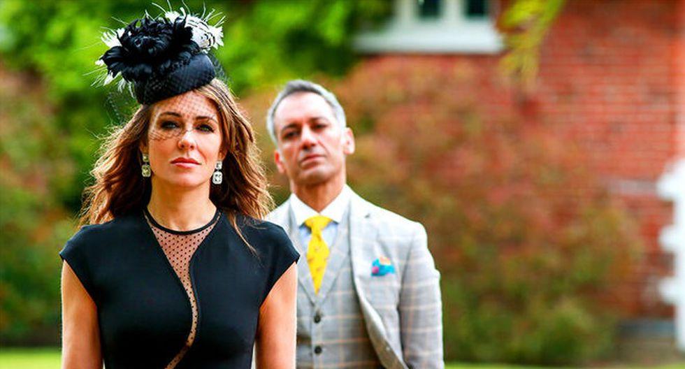 """""""The Royals"""", la serie de televisión estadounidense creada por Mark Schwahn y protagonizada por Elizabeth Hurley, fue cancelada tras la emisión de su cuarta temporada: Foto: E!"""