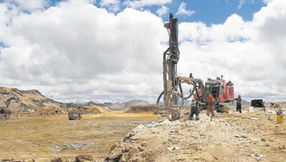 La construcción de Ollachea lleva tres años de demora. En tanto, Minera IRL se enfoca en alargar la vida útil de su mina Corihuarmi .
