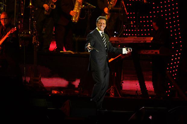 The Peruvian public has been delighted with the talent of Luis Miguel throughout his multiple concerts in Lima in the years 1990, 1991, 1992, 1993, 1996, 2002, 2004, 2010, 2013, 2014, 2018 and 2019. (Photo : GEC File)