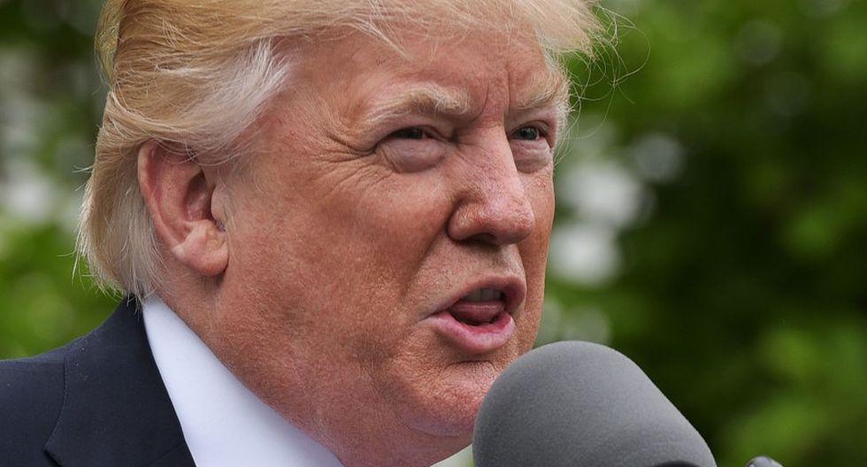 """Trump: Estados Unidos necesita un """"cierre"""" del gobierno"""