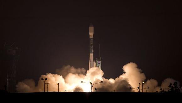 NASA lanza satélite para mejorar la predicción del clima