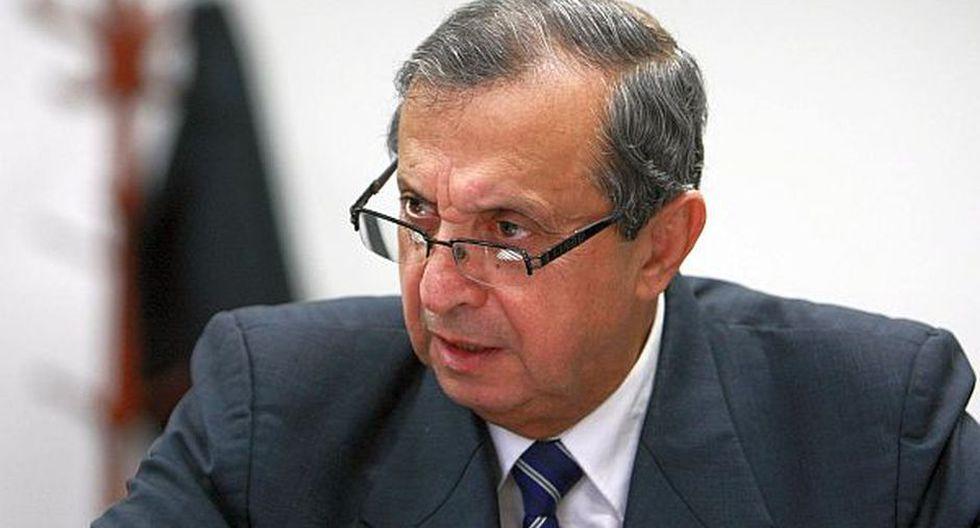 Daniel Mora afirmó conocer calidad moral y ética de la titular del Ministerio de la Mujer, Carmen Omonte. (Foto: El Comercio)