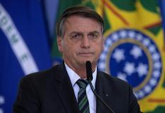Bolsonaro critica bloqueo de Facebook y defiende cierre de algunos periódicos